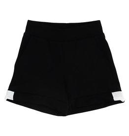 Monnalisa short zwart jersey minnie