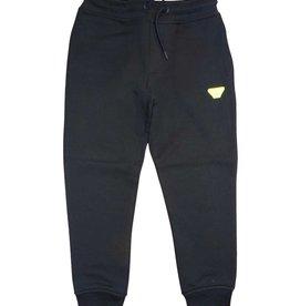 Armani broek blauw geel jogging
