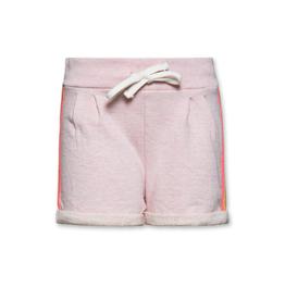 Ao76 short sweatstof zacht roze