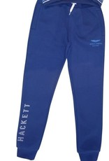 Hackett broek Aston Martin jogging cobalt