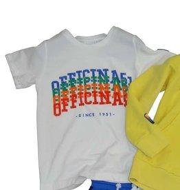 Officina51 T-shirt kleuren Officina