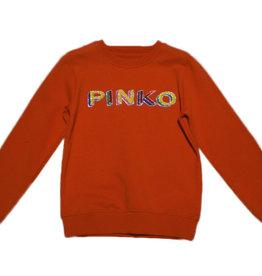 Pinko sweater rood logo