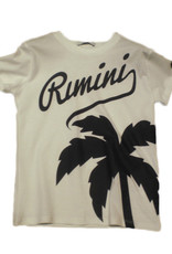 MSGM T-shirt wit jersey milano