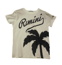 MSGM T-shirt wit jersey milano