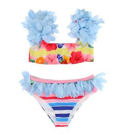 Monnalisa bikini streep kleuren