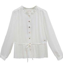 Kocca blouse ecru knoopjes voile