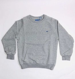 Jacob Cohën sweater grijs melange