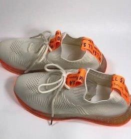 Fun Fun schoen wit oranje