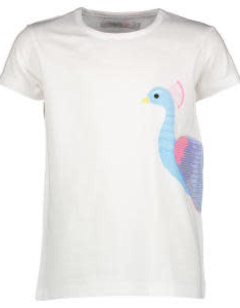 Blue Bay rok fluo papegaaien Kiki