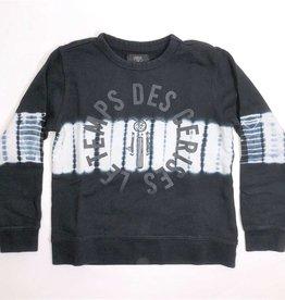 Le temps des cerises sweater zwart dropbo