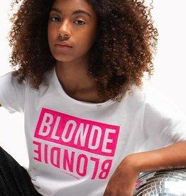 Le temps des cerises T-shirt wit blonde