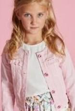 Blue Bay Party  blazer jeans licht roze Cadi