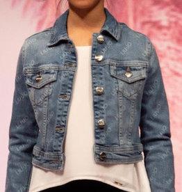 Liu Jo blazer jeans kraag