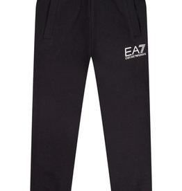 Armani broek jogging sweatstof blauw EA7