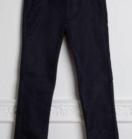 Aletta broek lang donkerblauw