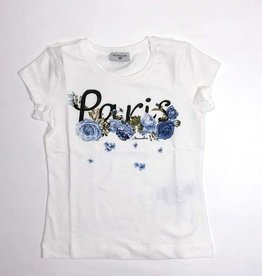 Monnalisa 1 T-shirt km Paris