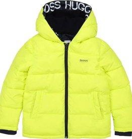Boss jas dons fluo geel