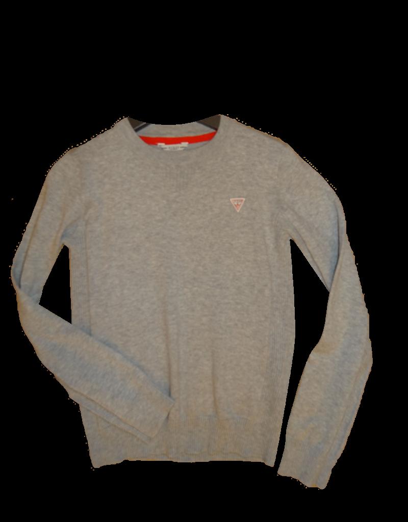 Guess trui  licht grijs