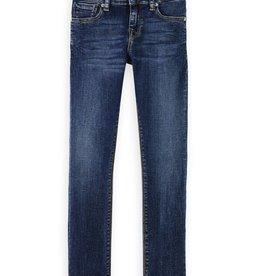 Scotch&Soda  jeans broek donker blauw