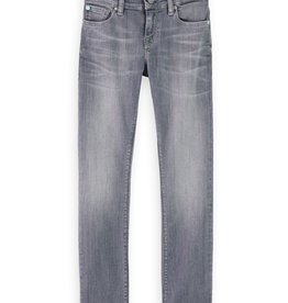 Scotch&Soda  jeans broek grijs