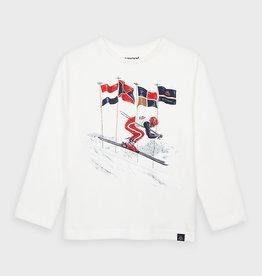 Mayoral T-shirt skier