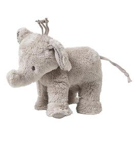 Tartine et Chocolat olifant  taupe 12 cm