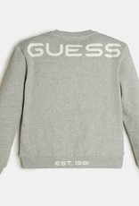 Guess sweater grijs
