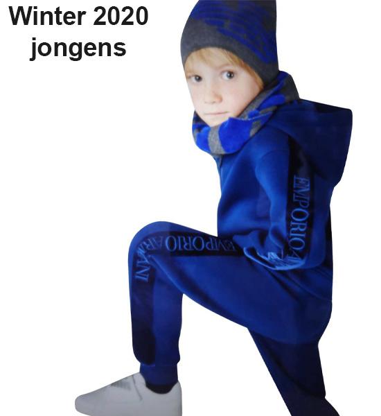 Jongens winter kleding