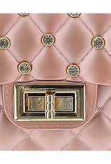 Monnalisa tas roze glitters