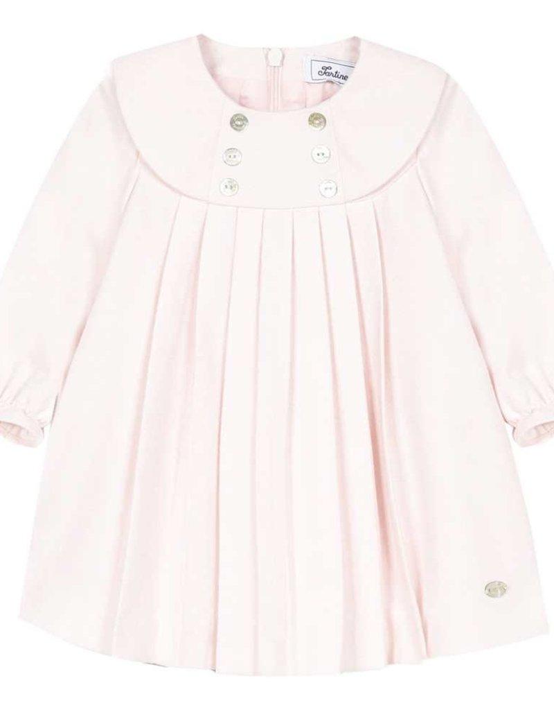 Tartine et Chocolat jurk rose