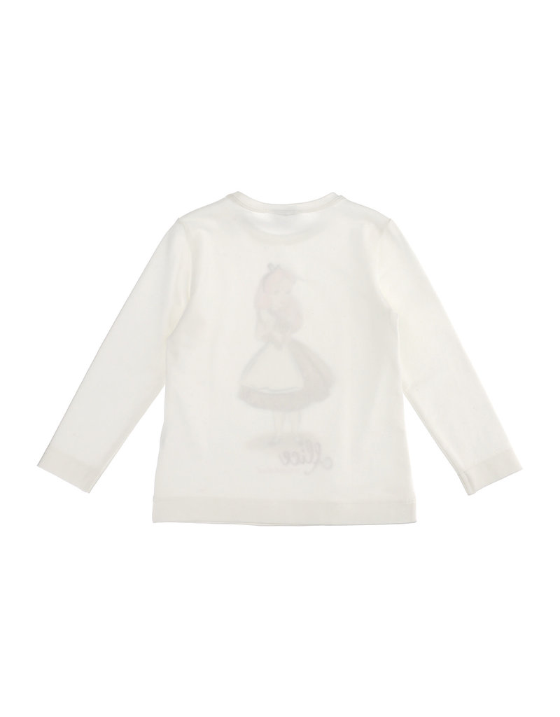 Monnalisa T-shirt meisje Alice