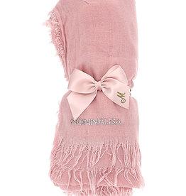 Monnalisa sjaal rose