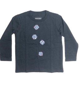 Armani T-shirt lm blauw