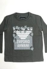 Armani T-shirt lm groen