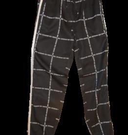 Guess broek zwart wit