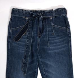 Guess jeans broek blauw wijd