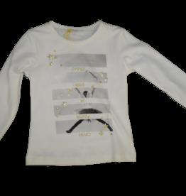 Liu Jo t-shirt wit  Liu Jo ballerina