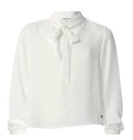 Kocca blouse top voile ecru