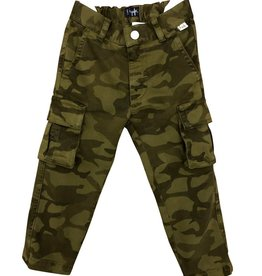 Il Gufo broek camouflage