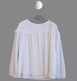 T-Love blouse ecru voile