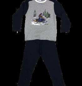 Story Loris pyjama sneeuwscooter