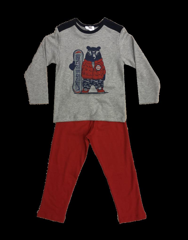 Story Loris pyjama rode broek