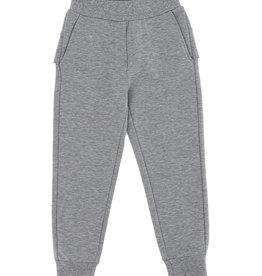 Monnalisa jogging broek grijs
