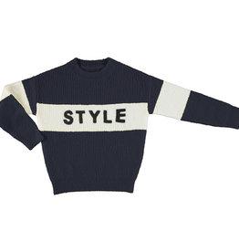 Mayoral trui zwart style