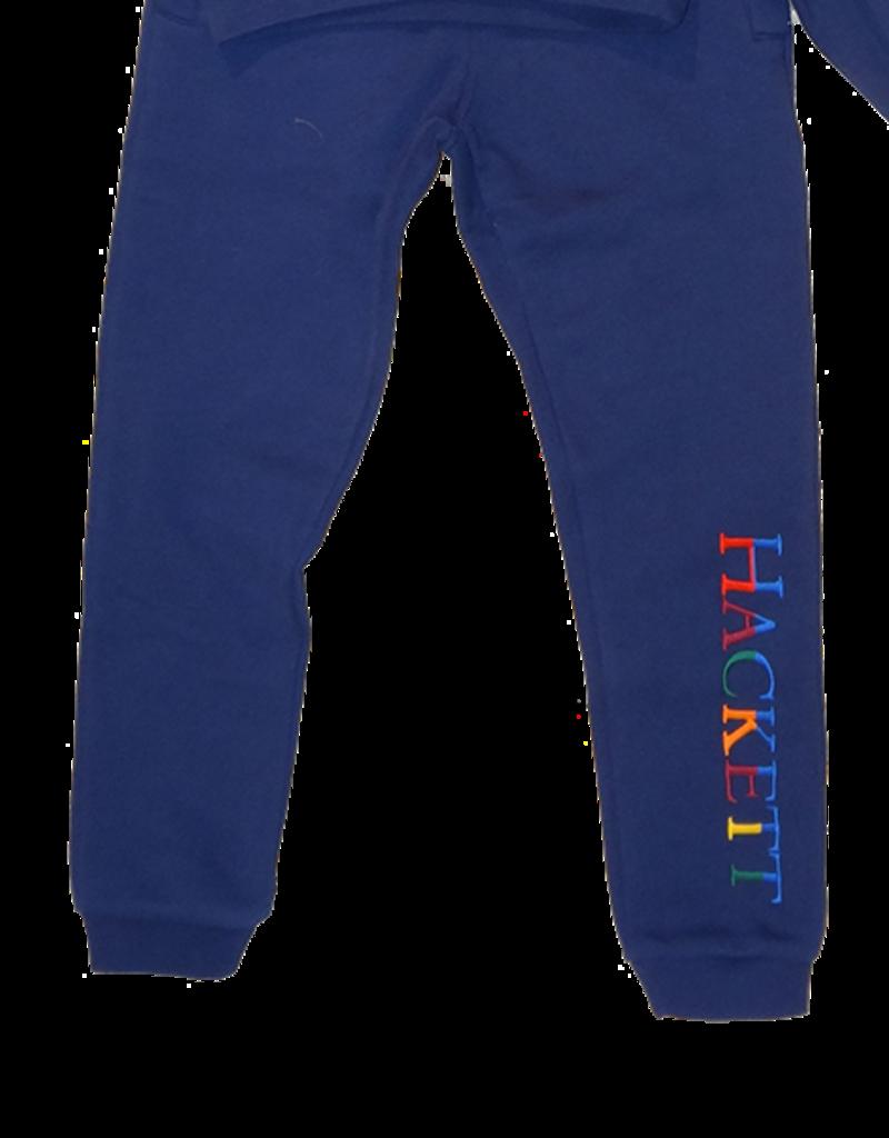 Hackett jogging broek blauw