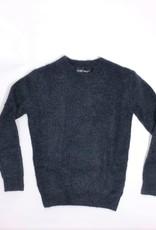 Antony Morato trui gebreid donker blauw