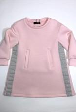 Armani jurk rose neopreen