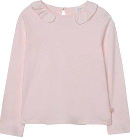 Carrement beau t-shirt kraagje rose