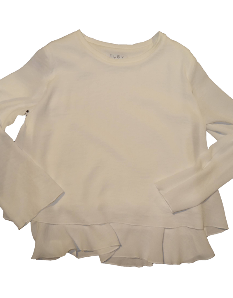 Elsy blouse wit