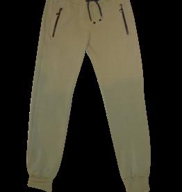 Elsy kaki jogging broek